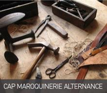 CAP MAROQUINERIE (Par Alternance)