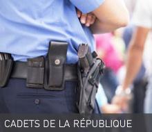 FORMATION CADETS DE LA RÉPUBLIQUE