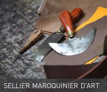 TITRE PROFESSIONNEL DE SELLIER MAROQUINIER D'ART