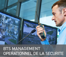 BREVET DE TECHNICIEN SUPÉRIEUR MANAGEMENT OPERATIONNEL DE LA SECURITE